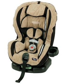 Reclines for easy seatbelt access and easy snoozing  sc 1 st  Toddleru0027s Travels & Toddleru0027s Travels - GRACO TODDLER FORWARD-FACING CAR SEAT islam-shia.org