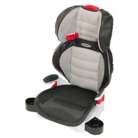 Toddler\'s Travels - Graco Air Booster Car Seat